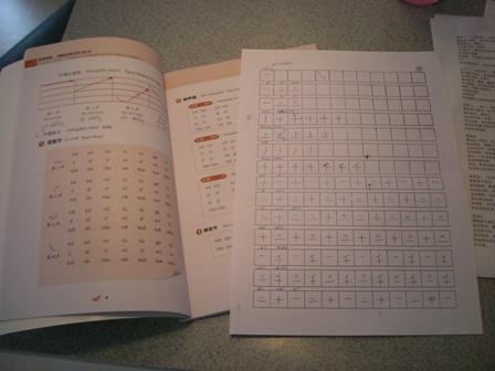Den første leksen i kinesisk