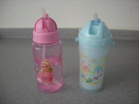 Drikkeflasker til barna