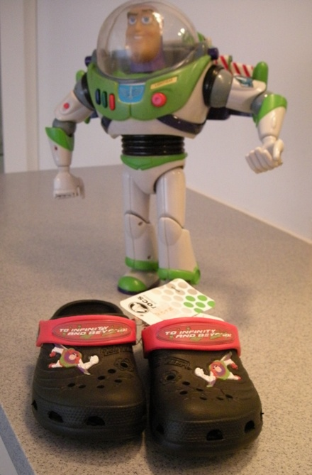 Buzz Lightyear-Crocs