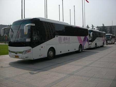 Tsinghuas egne busser